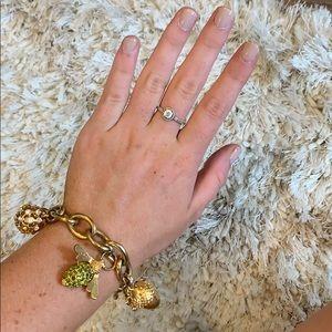J Crew charm bracelet